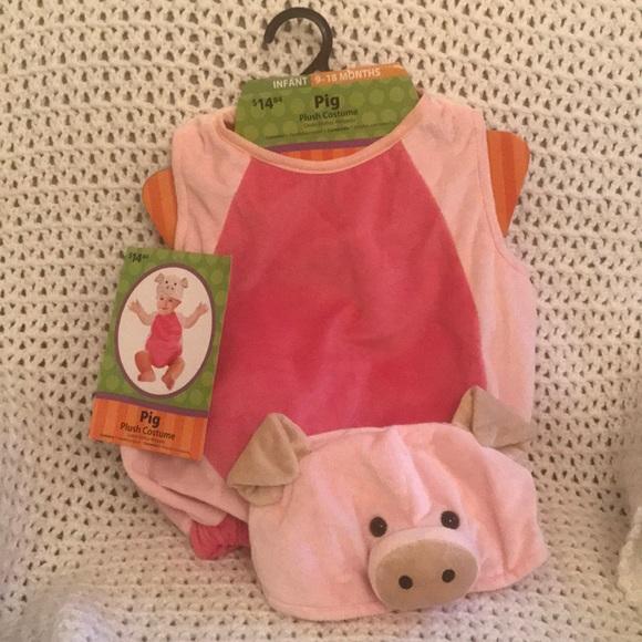 infant pig halloween costume